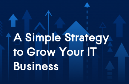 A Simple Strategy to Grow Your IT Business. How to Expand Your Backup Offering