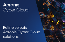 Reline selects Acronis Cyber Backup Cloud to enable one of its primary managed offerings