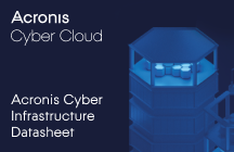 Acronis Cyber Infrastructure Datasheet