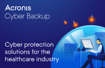 Cyber protection solutions for 21st century healthcare industry challenges