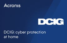 DCIG: Cyber Protection at Home with Acronis
