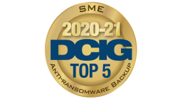 DCIG Top 5 SME Anti-ransomware Backup Solution Profile