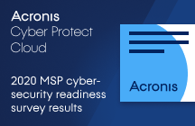 2020 MSP Cybersecurity Readiness Survey Results: Future Plans and Biggest Obstacles Facing MSPs