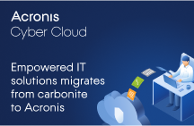 Empowered IT Solutions Migrates from Carbonite to Acronis Cyber Cloud