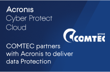 COMTEC Partners with Acronis Cyber Protect Cloud to Deliver Data Protection and Cybersecurity Services to its Customers