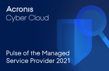 Pulse of the Managed Service Provider 2021: Insights and Details