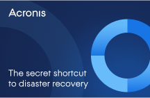 The Secret Shortcut to Disaster Recovery