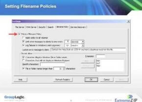 Embedded thumbnail for ExtremeZ-IP File Name Policy Webinar