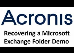Embedded thumbnail for Microsoft Exchange Folder Recovery