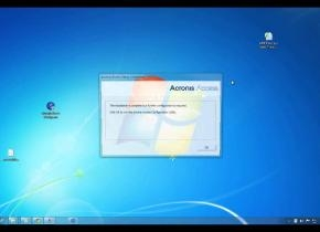 Embedded thumbnail for Installation d'Acronis Access Advanced Facile, complète