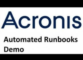 Embedded thumbnail for Automated DR Runbooks