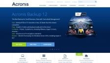 Embedded thumbnail for Signing up for Acronis Backup Trial