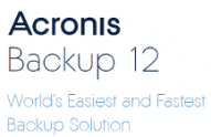 Acronis Backup Demo Video: Installing Web Console Locally