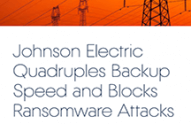 Johnson Electric Quadruples Backup Speed and Blocks Ransomware Attacks with Acronis Backup