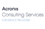 Acronis Conulting Services for Service Providers