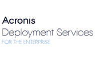Acronis Deployment Services for the Enterprise