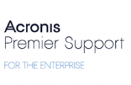 Acronis Premier Support for the Enterprise