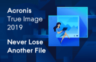 Acronis True Image 2019 Cyber Protection Datasheet