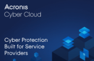 Cyber Protection Built for Service Providers