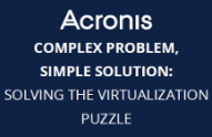 Solving the Virtualization Puzzle