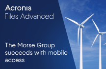 The Morse Group Increases Efficiency and Competitiveness with Mobile Access