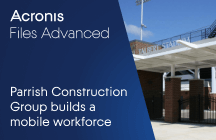 Parrish Construction Group Builds a Mobile Workforce to Accelerate Productivity