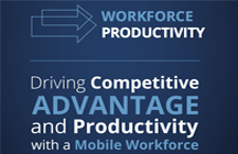 Driving Competitive Advantage and Productivity with Mobile Workforce
