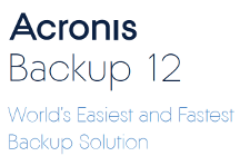 Acronis Backup 12 - What's New