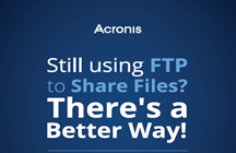 Still Using FTP to Share Files? There's a Better Way