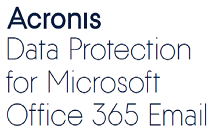 Acronis Backup Cloud Office 365 メールバックアップ