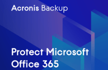 Protéger Microsoft Office 365 avec Acronis Backup