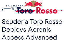 Scuderia Toro Rosso Deploys Acronis Access Advanced for Secure File Access and Sharing