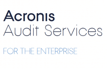 Acronis Audit Services for the Enterprise