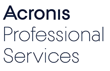 Acronis Professional Services
