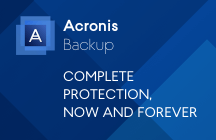 Acronis Backup Datasheet