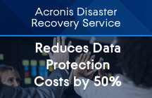 Proposal Software reduces its data protection costs by 50 percent with Acronis Disaster Recovery Service