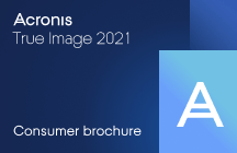 Acronis True Image 2020 - Consumer Brochure