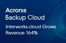 interworks.cloud Grows Revenue 164% Among Customers Using Acronis Solutions