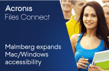 Malmberg expands Mac/Windows accessibility, accelerates productivity