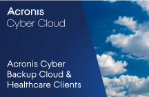 Access IT Solutions Offers Acronis Cyber Backup Cloud to Healthcare Clients in South Florida