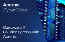 Gamaware IT Solutions Grows their Business, Brand, and Revenue with Acronis