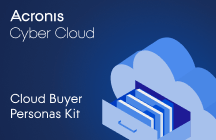 Cloud Buyer Personas Kit