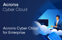 Acronis Cyber Cloud for Enterprise