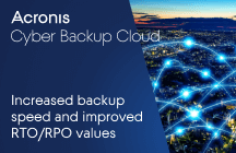 REDITELSA S.A. has increased its backup speed by 50% and improved its RTO and RPO values with Acronis Cyber Backup Cloud