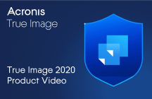Acronis True Image 2020 - product video