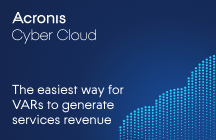 Cloud backup and Data protection: The easiest way for VARs to generate services revenue