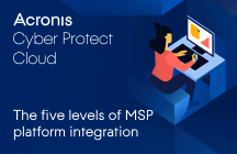 The Five Levels of MSP Platform Integration