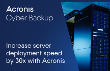 Top Irish Department Store Chain Increases Server Deployment Speed by 30x with Acronis