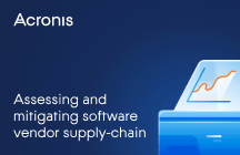 Assessing and mitigating software vendor supply-chain cybersecurity risk