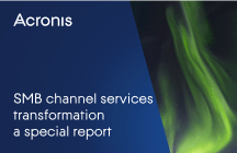 SMB Channel Services Transformation A Special Report by Channelnomics, Pax8, & Acronis